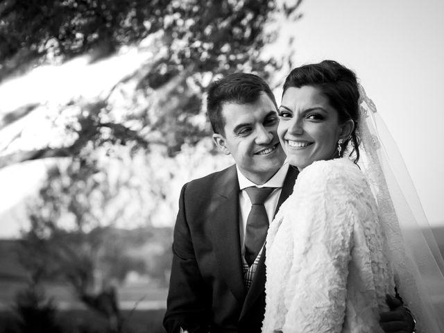 La boda de Rafa y Cristina en Torremocha Del Jarama, Madrid 153