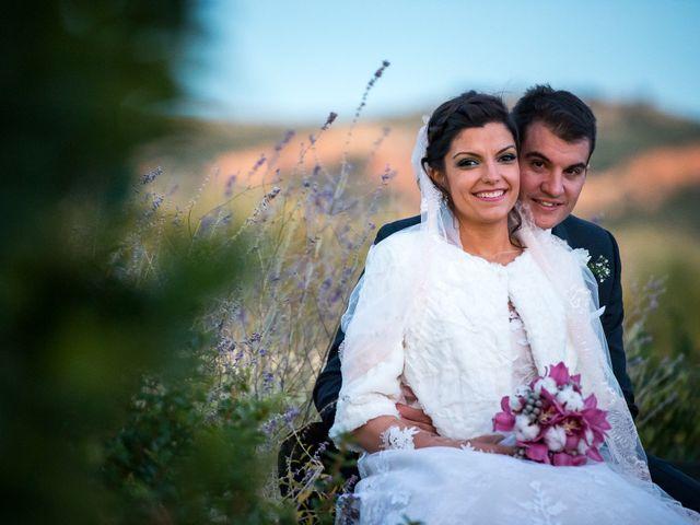 La boda de Rafa y Cristina en Torremocha Del Jarama, Madrid 155
