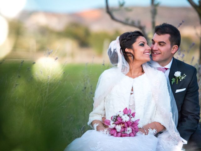 La boda de Rafa y Cristina en Torremocha Del Jarama, Madrid 156