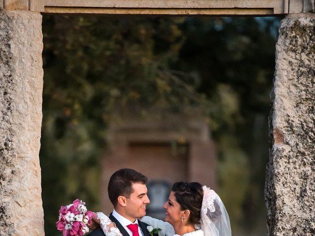 La boda de Rafa y Cristina en Torremocha Del Jarama, Madrid 159