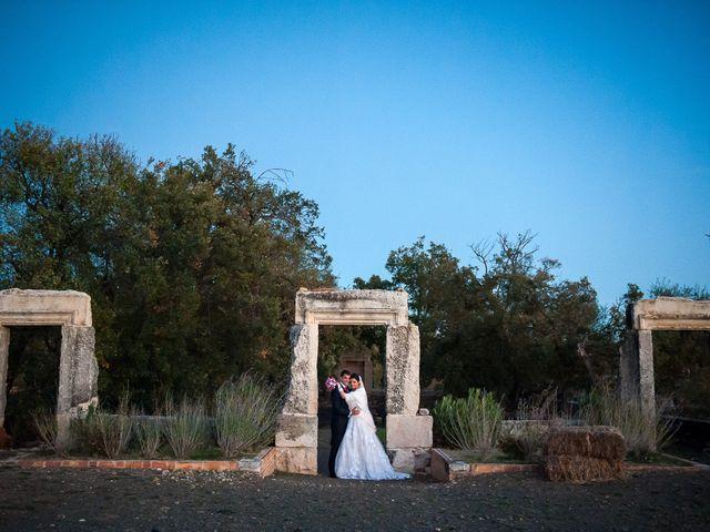 La boda de Rafa y Cristina en Torremocha Del Jarama, Madrid 160