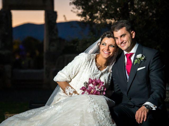 La boda de Rafa y Cristina en Torremocha Del Jarama, Madrid 161