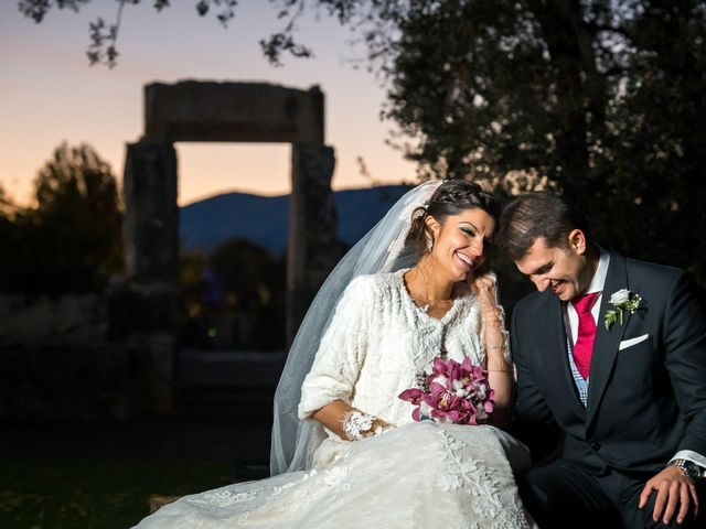 La boda de Rafa y Cristina en Torremocha Del Jarama, Madrid 162