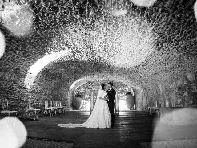 La boda de Rafa y Cristina en Torremocha Del Jarama, Madrid 166