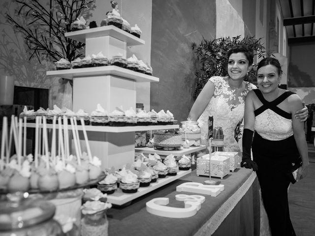 La boda de Rafa y Cristina en Torremocha Del Jarama, Madrid 192