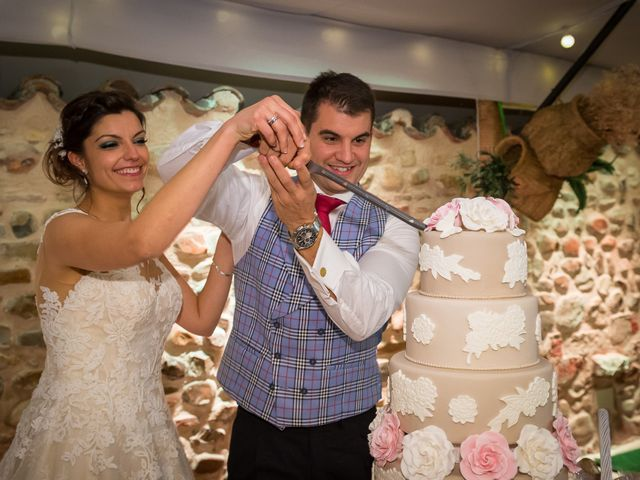 La boda de Rafa y Cristina en Torremocha Del Jarama, Madrid 203