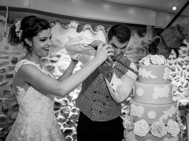 La boda de Rafa y Cristina en Torremocha Del Jarama, Madrid 204