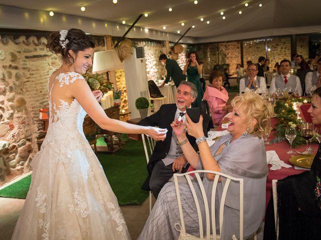 La boda de Rafa y Cristina en Torremocha Del Jarama, Madrid 205
