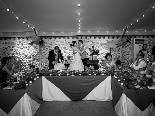 La boda de Rafa y Cristina en Torremocha Del Jarama, Madrid 207