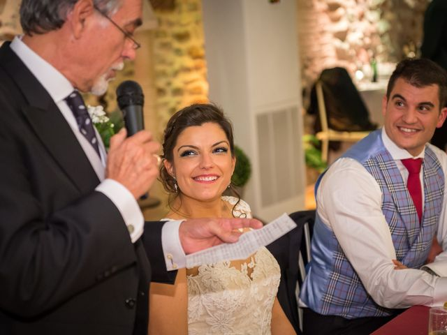La boda de Rafa y Cristina en Torremocha Del Jarama, Madrid 209