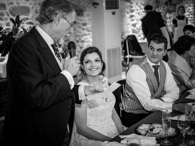 La boda de Rafa y Cristina en Torremocha Del Jarama, Madrid 210