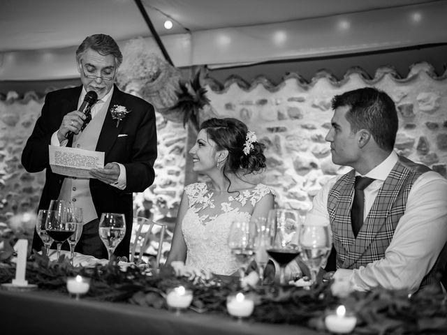La boda de Rafa y Cristina en Torremocha Del Jarama, Madrid 211