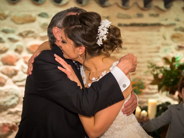La boda de Rafa y Cristina en Torremocha Del Jarama, Madrid 216