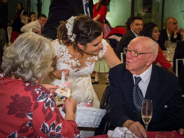 La boda de Rafa y Cristina en Torremocha Del Jarama, Madrid 219