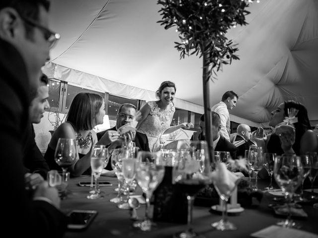La boda de Rafa y Cristina en Torremocha Del Jarama, Madrid 221