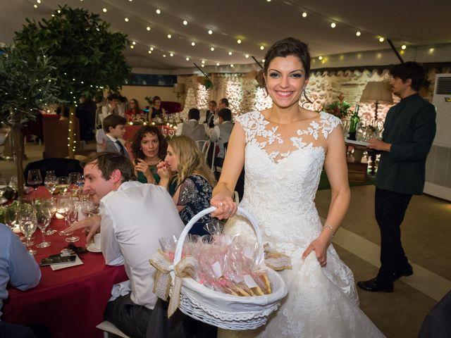 La boda de Rafa y Cristina en Torremocha Del Jarama, Madrid 226