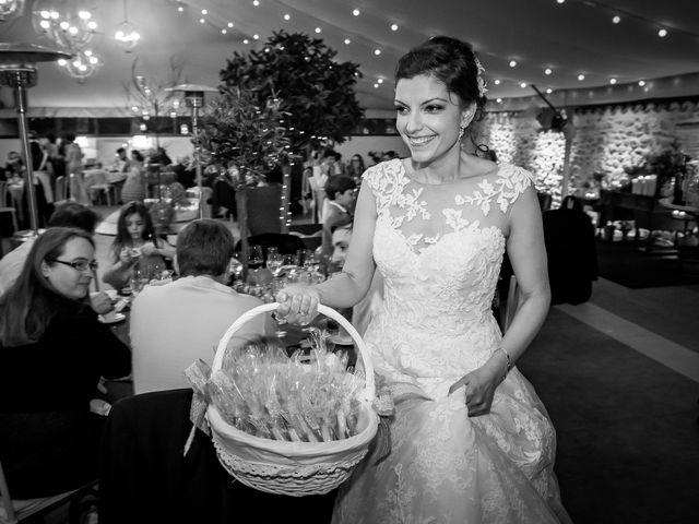 La boda de Rafa y Cristina en Torremocha Del Jarama, Madrid 227