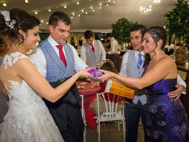 La boda de Rafa y Cristina en Torremocha Del Jarama, Madrid 231