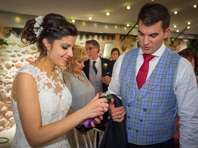 La boda de Rafa y Cristina en Torremocha Del Jarama, Madrid 232