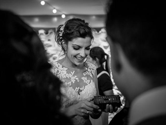 La boda de Rafa y Cristina en Torremocha Del Jarama, Madrid 233