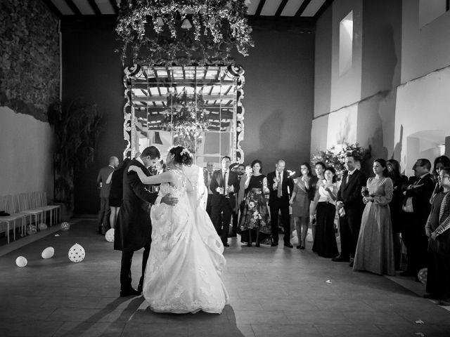 La boda de Rafa y Cristina en Torremocha Del Jarama, Madrid 239