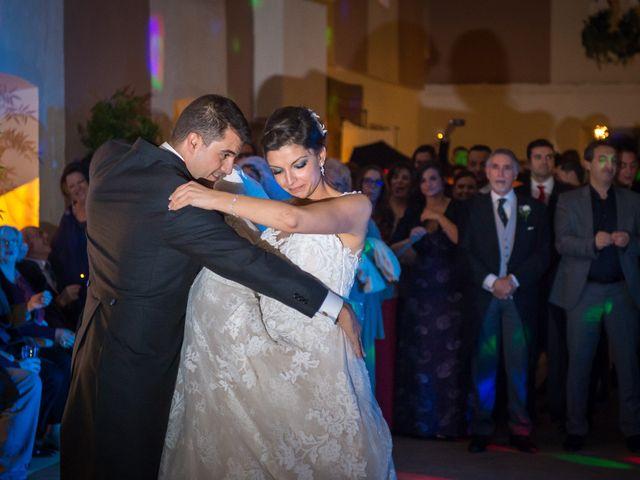 La boda de Rafa y Cristina en Torremocha Del Jarama, Madrid 240