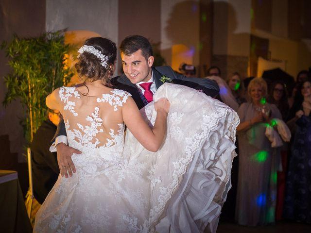 La boda de Rafa y Cristina en Torremocha Del Jarama, Madrid 241