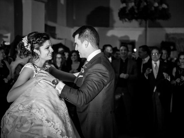La boda de Rafa y Cristina en Torremocha Del Jarama, Madrid 243