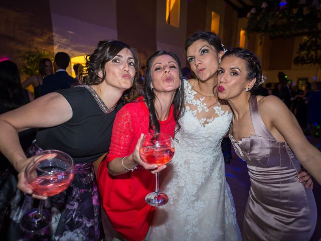 La boda de Rafa y Cristina en Torremocha Del Jarama, Madrid 254