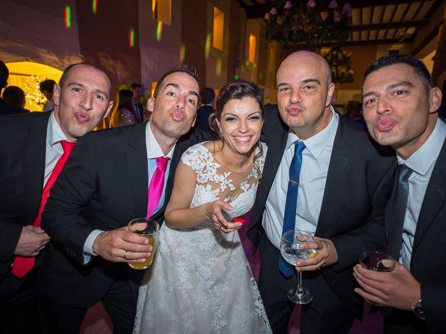 La boda de Rafa y Cristina en Torremocha Del Jarama, Madrid 256
