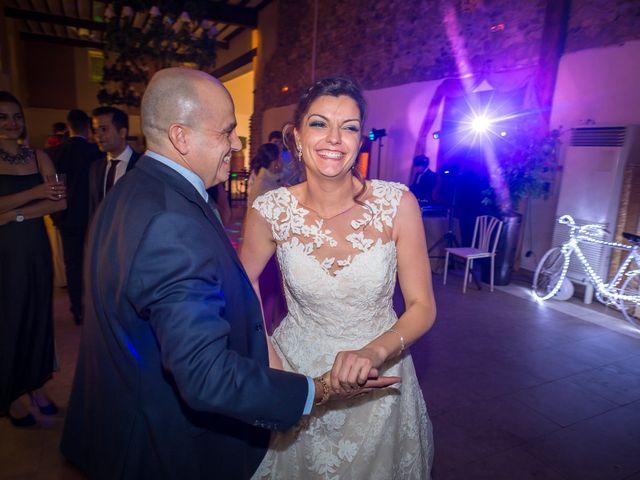 La boda de Rafa y Cristina en Torremocha Del Jarama, Madrid 257