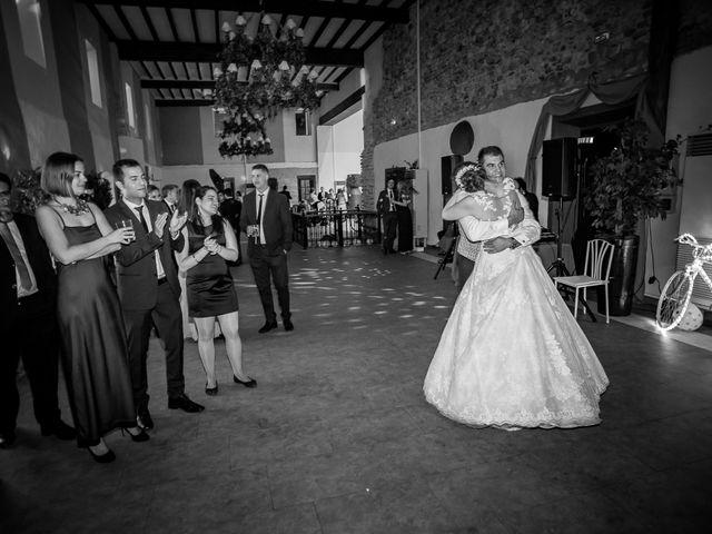 La boda de Rafa y Cristina en Torremocha Del Jarama, Madrid 258