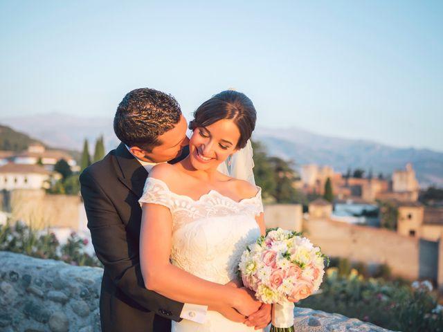 La boda de Alba y Andrea