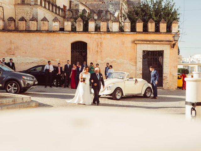 La boda de Rafael y Estefanía en Bornos, Cádiz 18