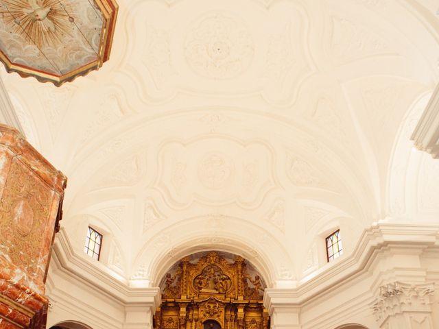 La boda de Rafael y Estefanía en Bornos, Cádiz 19