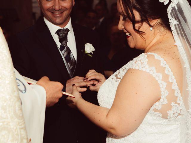La boda de Rafael y Estefanía en Bornos, Cádiz 20