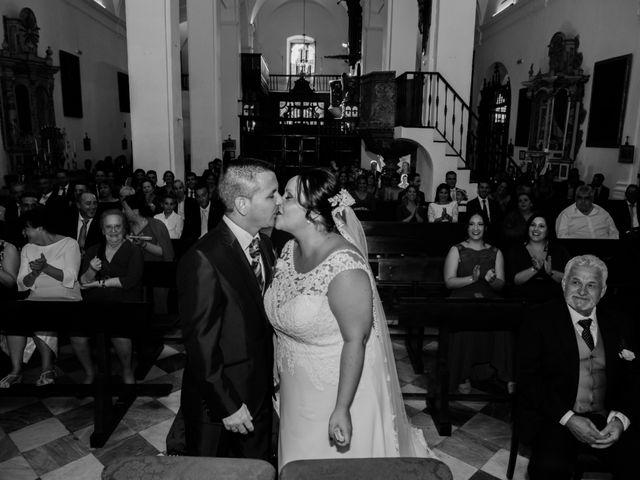 La boda de Rafael y Estefanía en Bornos, Cádiz 21