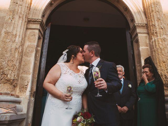 La boda de Rafael y Estefanía en Bornos, Cádiz 23