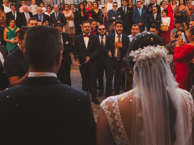 La boda de Rafael y Estefanía en Bornos, Cádiz 24
