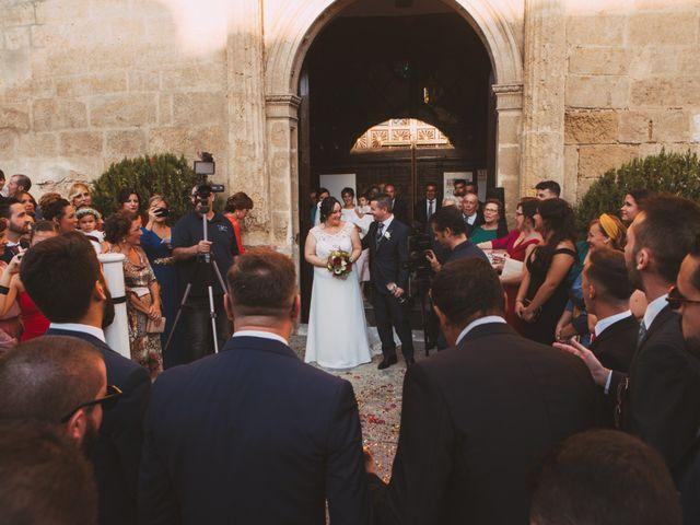 La boda de Rafael y Estefanía en Bornos, Cádiz 25