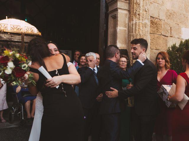 La boda de Rafael y Estefanía en Bornos, Cádiz 26