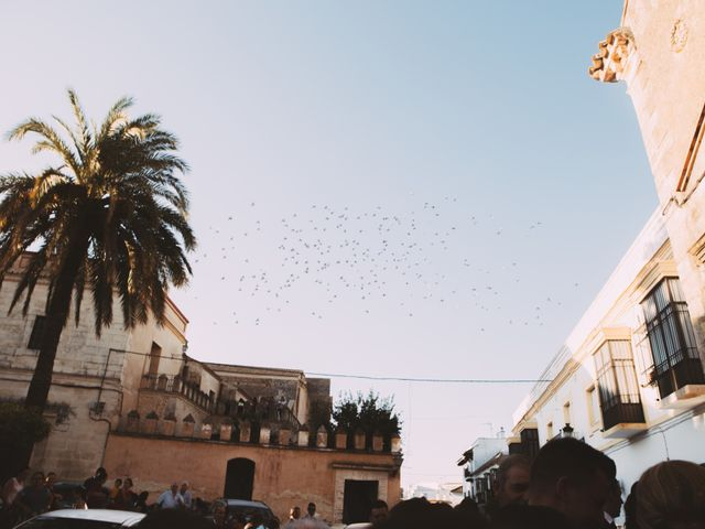 La boda de Rafael y Estefanía en Bornos, Cádiz 27