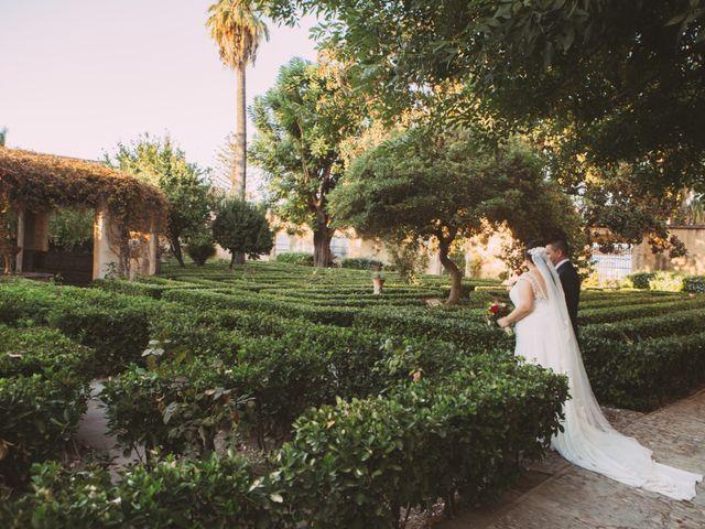 La boda de Rafael y Estefanía en Bornos, Cádiz 29