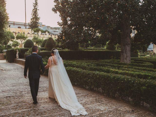 La boda de Rafael y Estefanía en Bornos, Cádiz 31