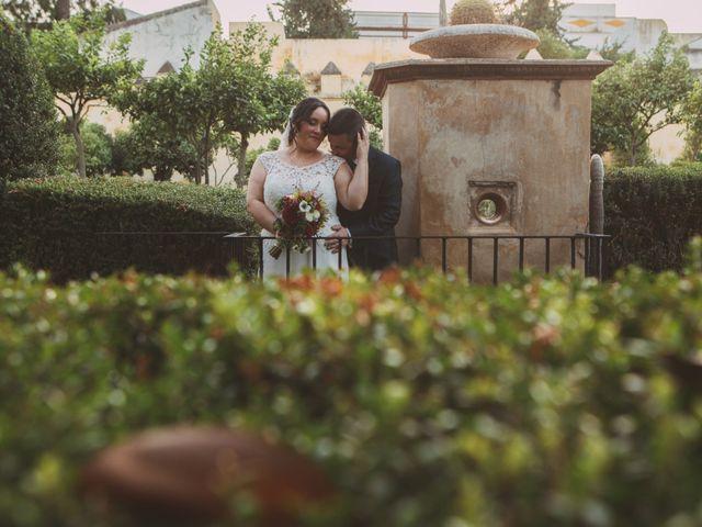 La boda de Rafael y Estefanía en Bornos, Cádiz 32