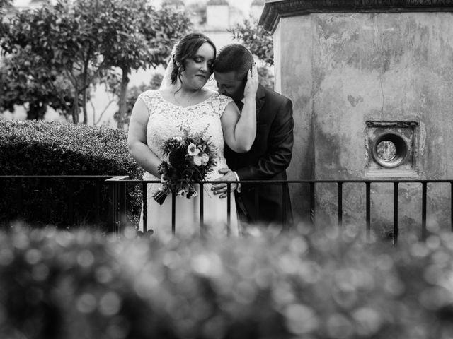 La boda de Rafael y Estefanía en Bornos, Cádiz 33
