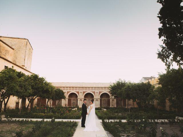 La boda de Rafael y Estefanía en Bornos, Cádiz 35