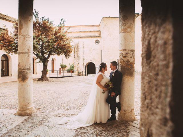 La boda de Rafael y Estefanía en Bornos, Cádiz 38