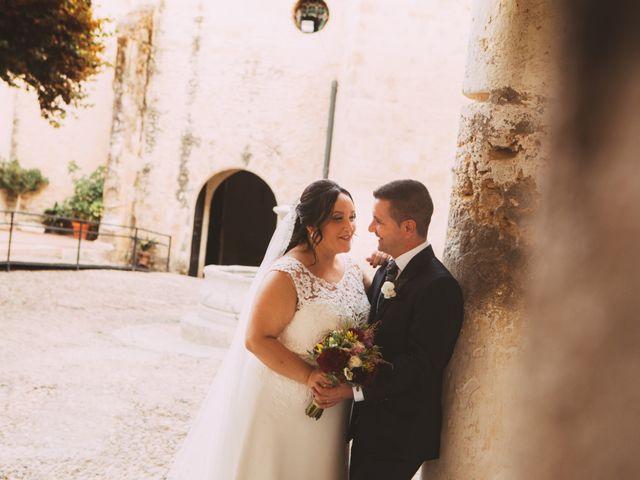 La boda de Rafael y Estefanía en Bornos, Cádiz 39