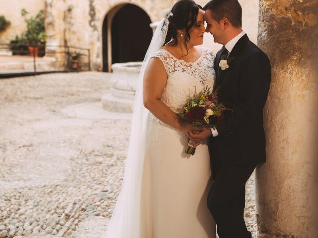 La boda de Rafael y Estefanía en Bornos, Cádiz 40